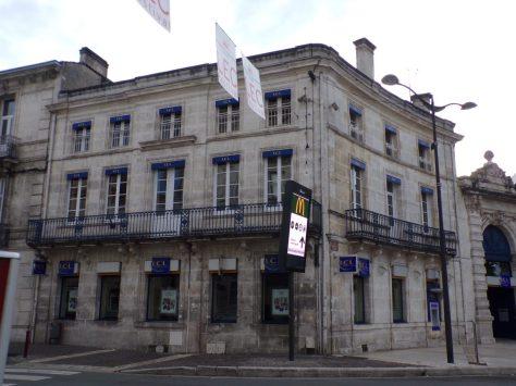 Le Crédit Lyonnais (4 novembre 2018)