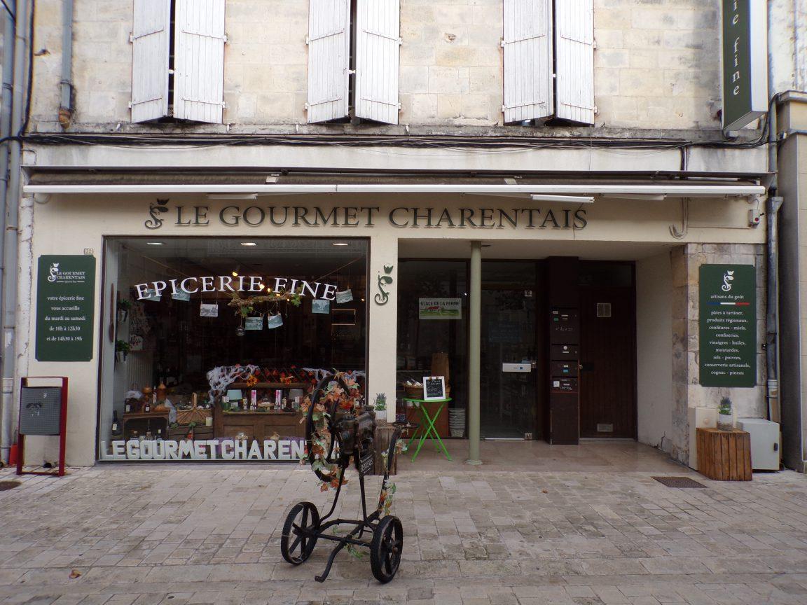 Le Gourmet Charentais (3 novembre 2018)