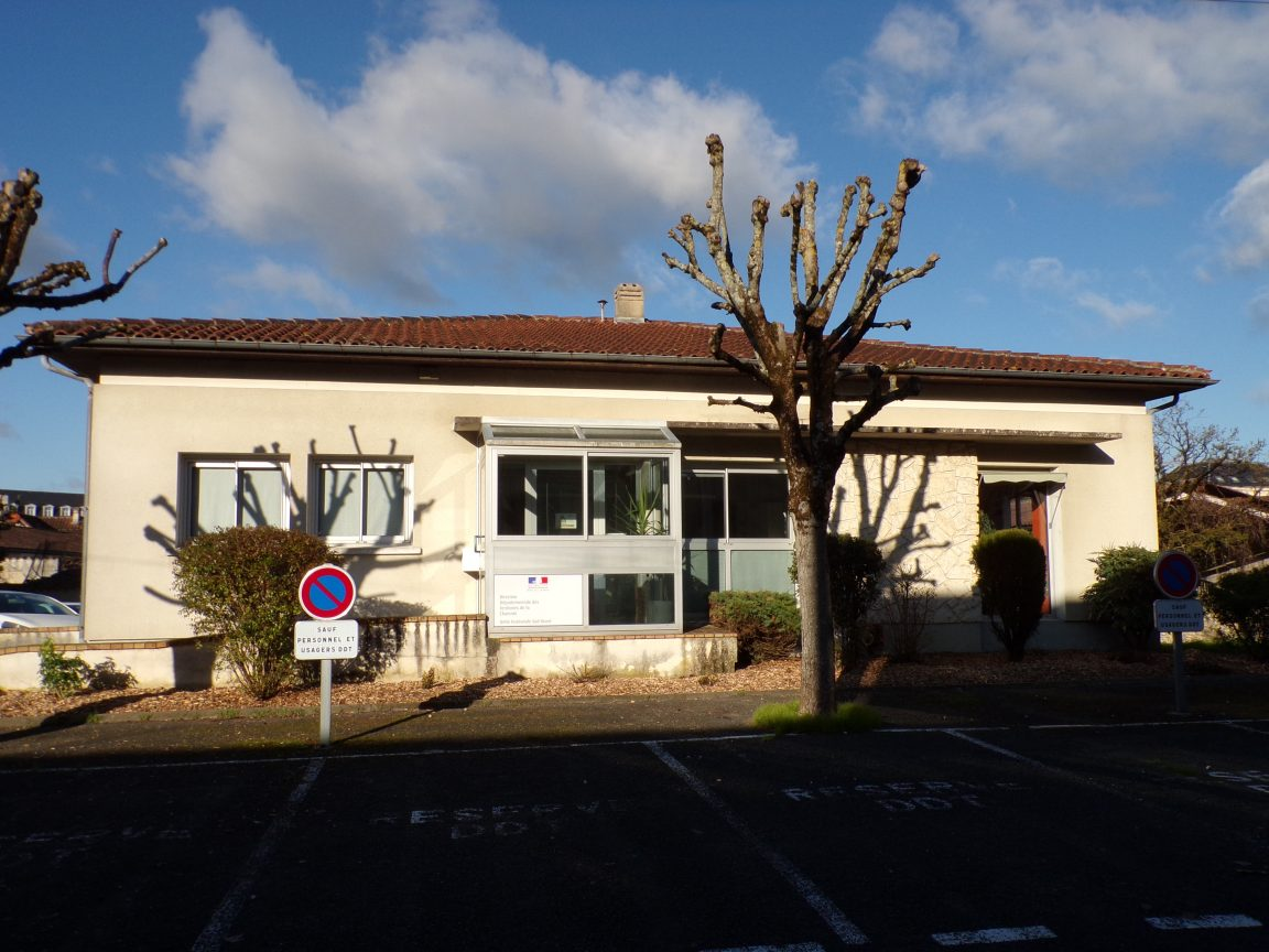 Direction Départementale de la Charente (2 janvier 2019)
